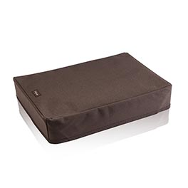 Your Way Rectangle Lid  - Brown