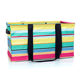 Deluxe Utility Tote - Patio Pop