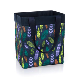 Essential Storage Tote - Falling Feathers