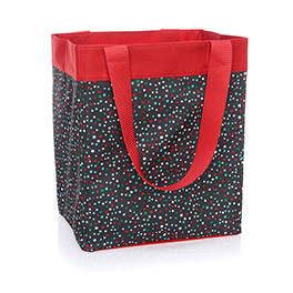 Essential Storage Tote - Holly Dot