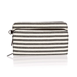 Perfect Cents Wallet - Twill Stripe