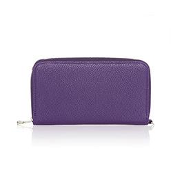 All About the Benjamins - Posh Purple Pebble