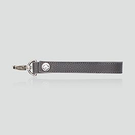 Wristlet Strap - City Charcoal Pebble