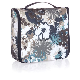 Hanging Traveler Case - Brushed Bloom