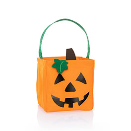 Littles Carry-All Caddy - Playful Pumpkin