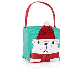 Littles Carry-All Caddy - Polar Bear Pal