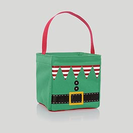 Littles Carry-All Caddy - Elf Suit