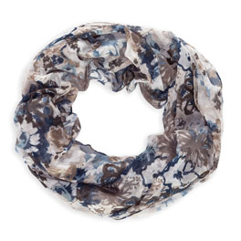 Avenue Scarf - Brushed Bloom