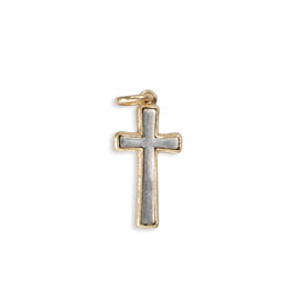 Keepsake Charm - Believe Cross