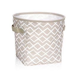Mini Storage Bin - Dancing Diamond
