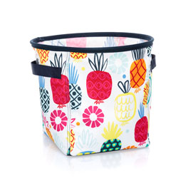 Mini Storage Bin - Lotta Colada