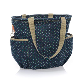 Retro Metro Bag - Dot Trio