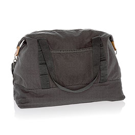 Retro Metro Weekender - City Charcoal