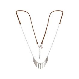 Fringed &Fabulous Necklace