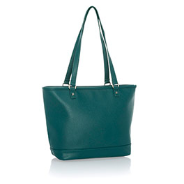 City Chic Bag - Peacock Pebble