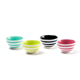 True Stripes Bowl Set