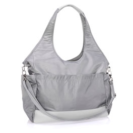 City Park Bag - Whisper Grey
