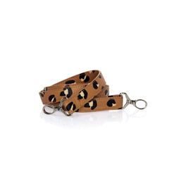 Studio Thirty-One Crossbody Strap - Lovely Leopard Pebble