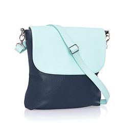 Studio Thirty-One Modern - Midnight Navy Pebble w/ Skies for You Pebble