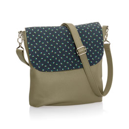 Studio Thirty-One Modern - Ooh-la-la Olive Pebble w/ Dot Trio