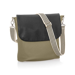 Studio Thirty-One Modern - Ooh-la-la Olive Pebble w/ Black Beauty Pebble