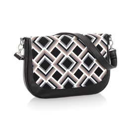 Studio Thirty-One Classic - Black Beauty Pebble w/ Deco Diamond