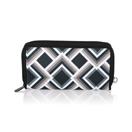 Save Your Way Clutch - Deco Diamond