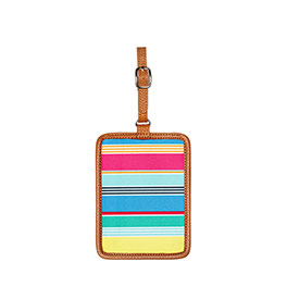 Carry Me Away Luggage Tag - Patio Pop