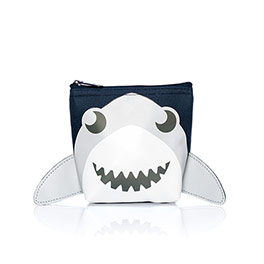 Cool Zip Snacker - Shark