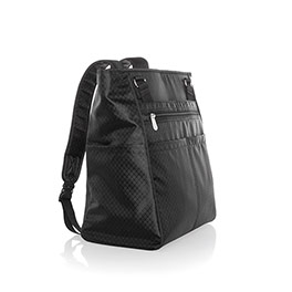 Take Two Diaper Bag - Black
