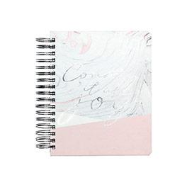 Keepsake Planner - Marble