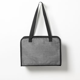 Get Creative Caddy - Charcoal Crosshatch