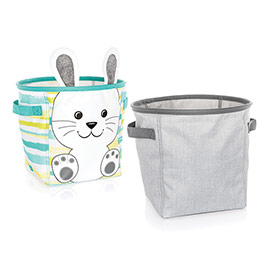 Mini Storage Bin & Hippity Hop Bundle