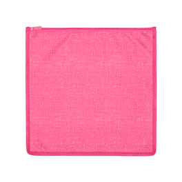 Get Creative Sleeve - Pink Crosshatch