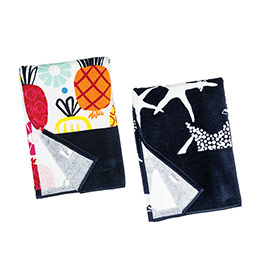 Summer Days Towel Set