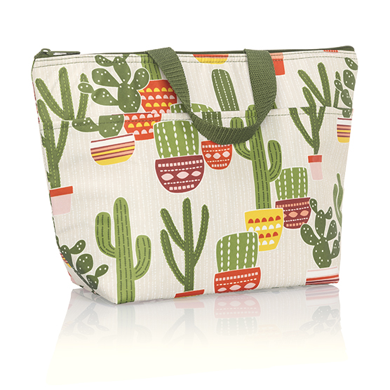 Thermal Tote - Cactus Cuties