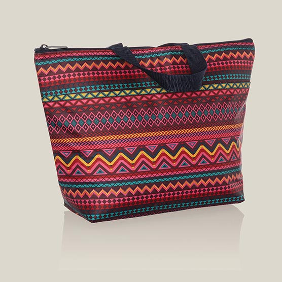 Thermal Tote - Sierra Stripe