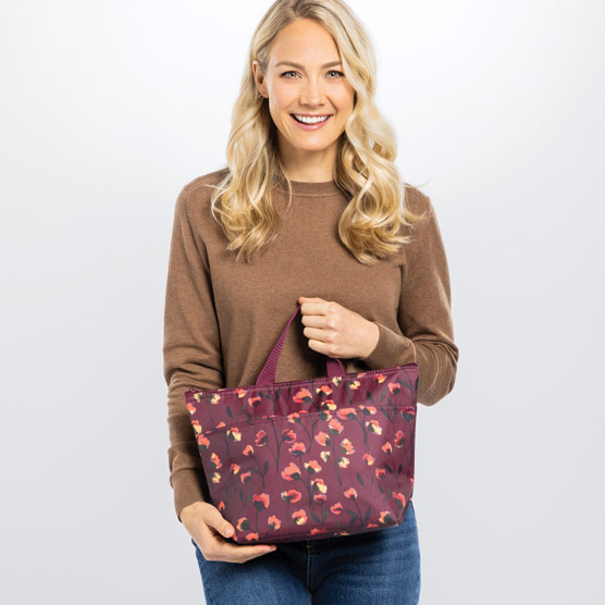 Thermal Tote - Delicate Floral