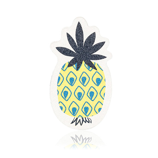 Manicure Nail File - Pineapple