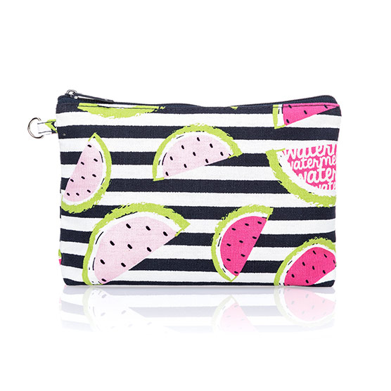 Mini Zipper Pouch - Slice of Summer