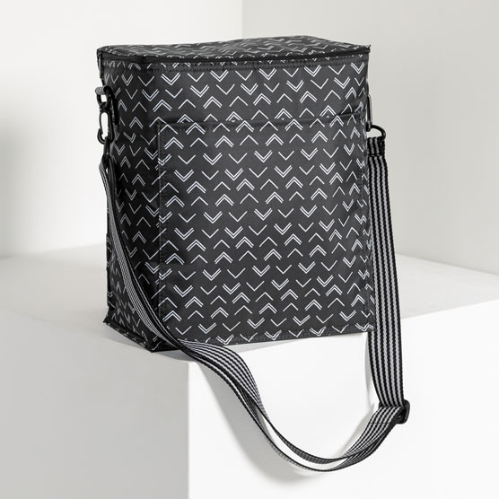 Picnic Thermal Tote - Tip Top Chevron