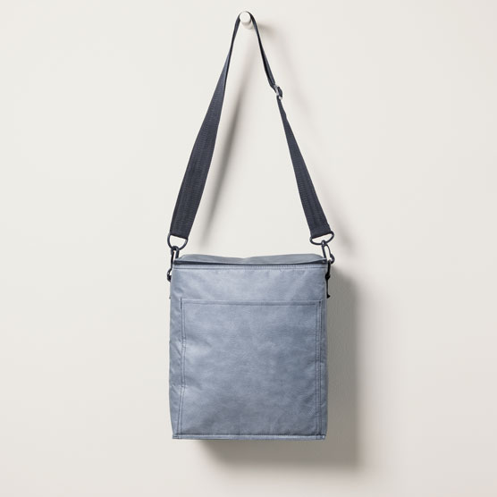 Picnic Thermal Tote - Denim Distressed
