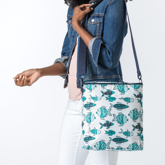 Picnic Thermal Tote - Finny Friends