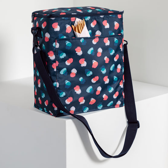 Picnic Thermal Tote - Painted Dot Trio