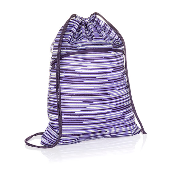 Cinch Sac - Geo Stripe