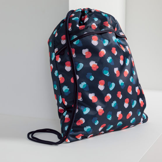Cinch Sac - Painted Dot Trio