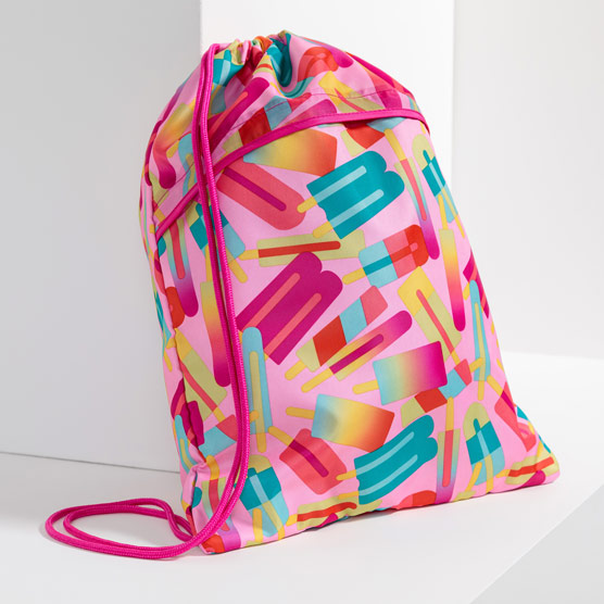 Cinch Sac - Popsicle Party