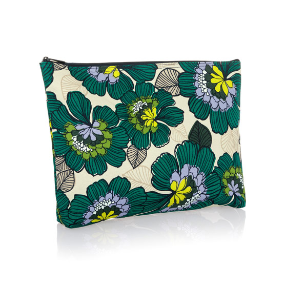 Zipper Pouch - Garden Party