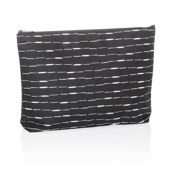 Zipper Pouch - Starlit Stripe