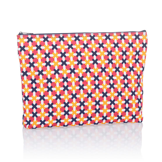 Zipper Pouch - Tropical Twist